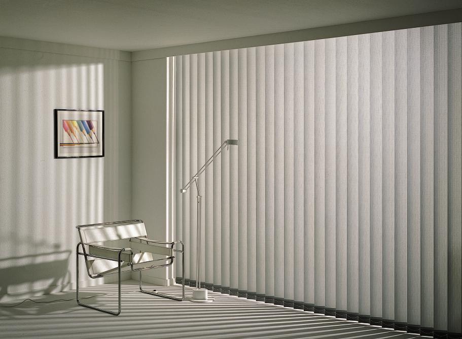 vertikal jalousien raumausstattung kuhlmann. Black Bedroom Furniture Sets. Home Design Ideas